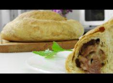 Улитка мясная — Кулинарные видео рецепты