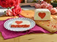 Торт-мороженое «Открой сердце»